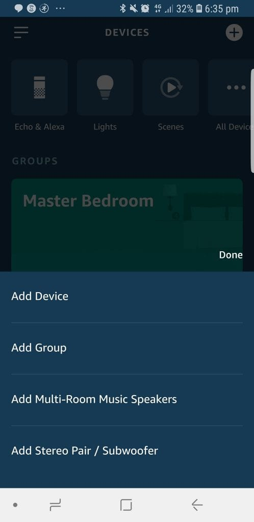 Amazon Alexa Add Device