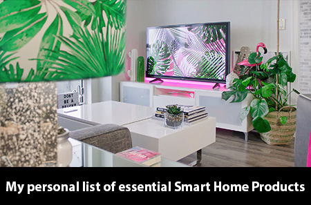 Recommended Smart Home Tech