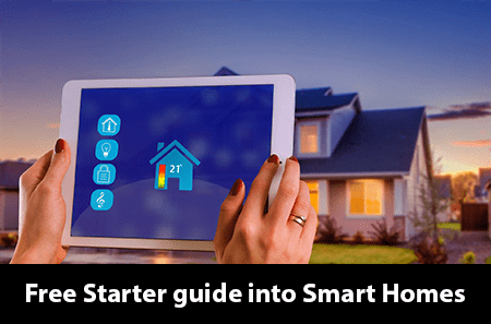 Free Guide on making your house a smart home