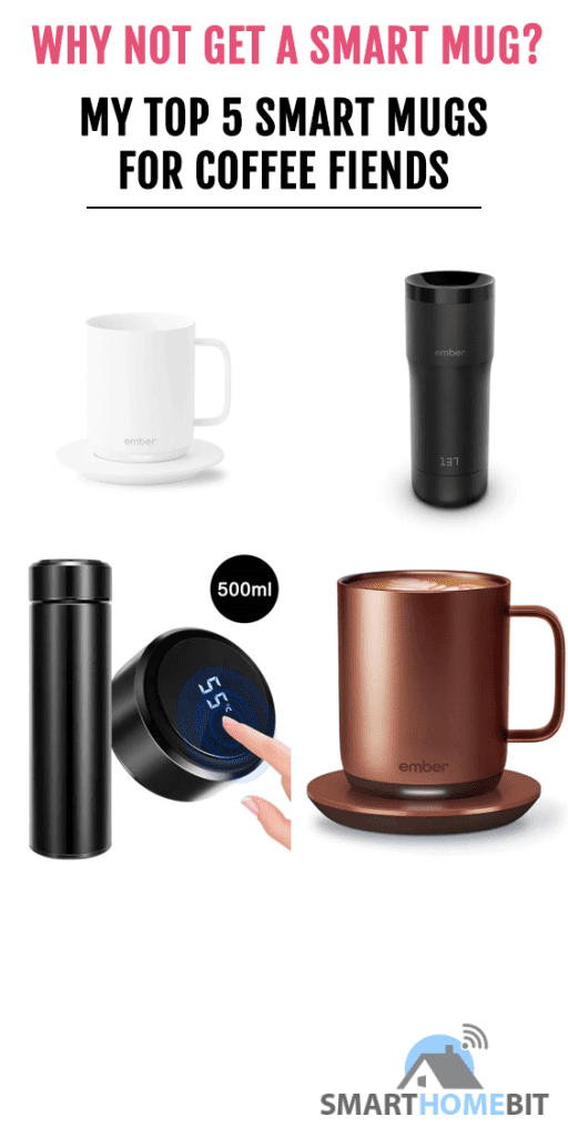 Top Smart Mugs for Coffee fans