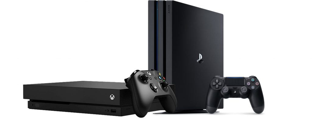 Stream from Xbox & Playstation