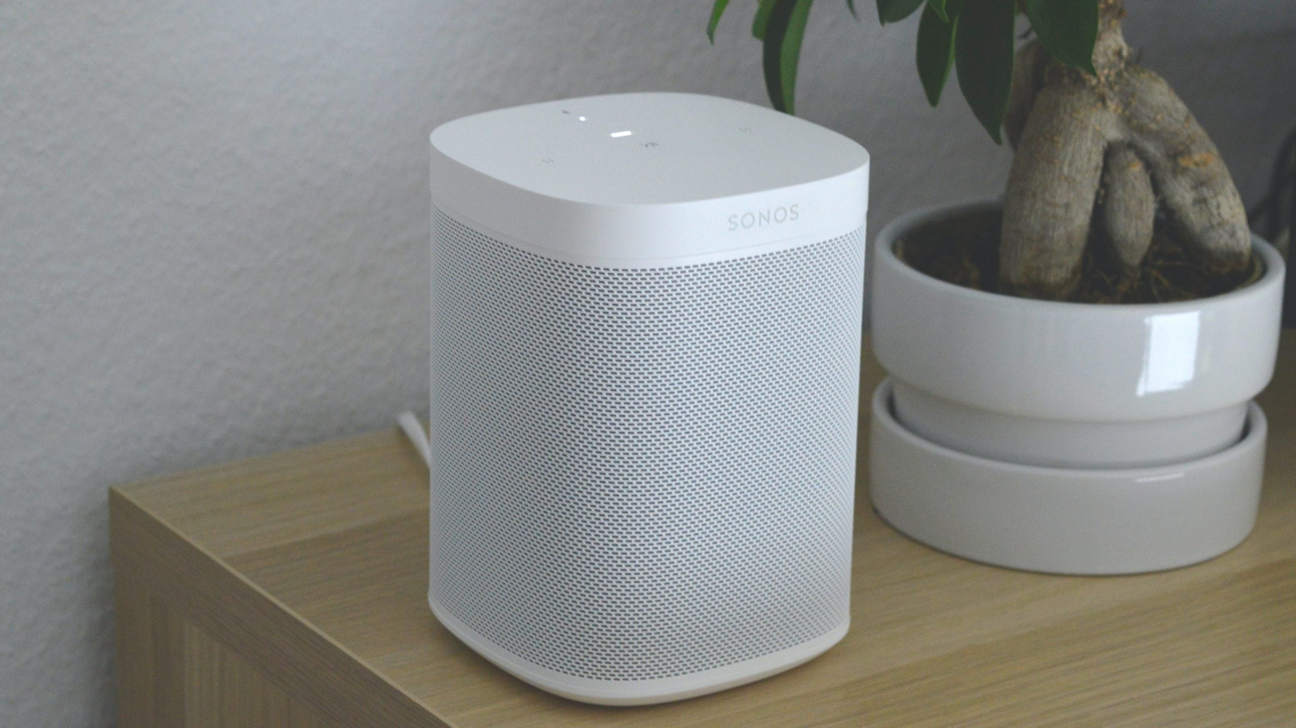 How to reset a Sonos speaker